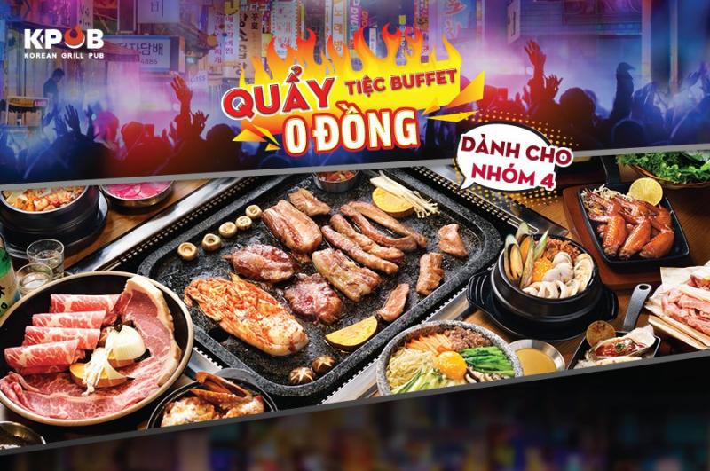 Top 8 Quán ăn Hàn Quốc ngon ở quận Bình Tân, TP.HCM