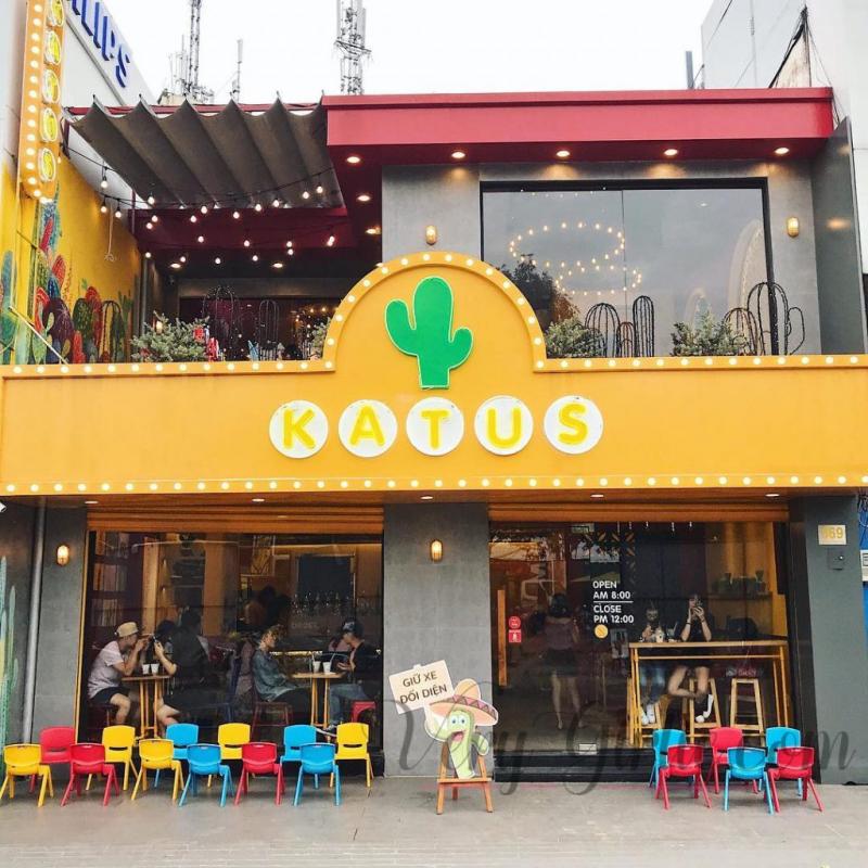 Top 5 địa chỉ cafe tông vàng đẹp nhất Sài Gòn
