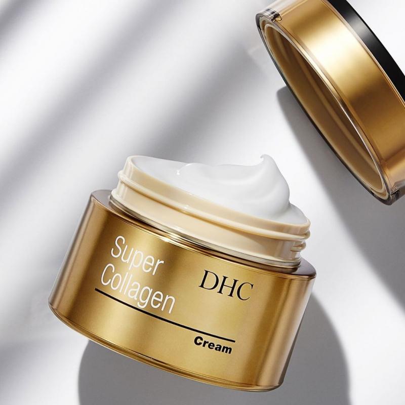 Kem chống lão hóa DHC Super Collagen Cream