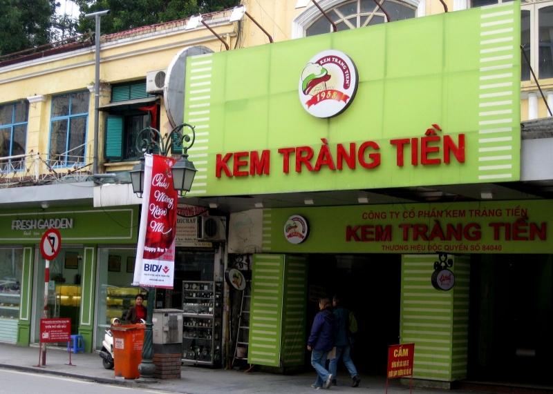 Top 23 Quán kem ngon nhất Hà Nội