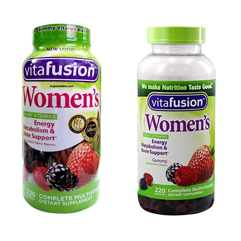 Top 5 Kẹo bổ sung vitamin tốt nhất dành cho bà bầu