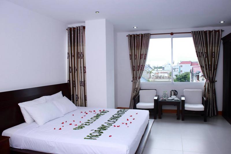 Top 7 Khách sạn Phan Thiết gần trung tâm được lựa chọn nhiều nhất