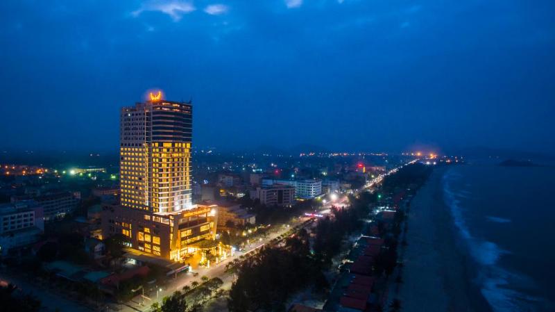 Top 10 Khách sạn tiện nghi, đẳng cấp nhất tại Cửa Lò, Nghệ An