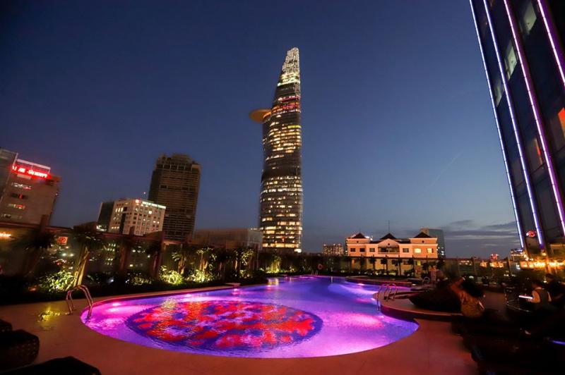 Top 10 Khách sạn có khu vui chơi giải trí tốt nhất tại TP.HCM