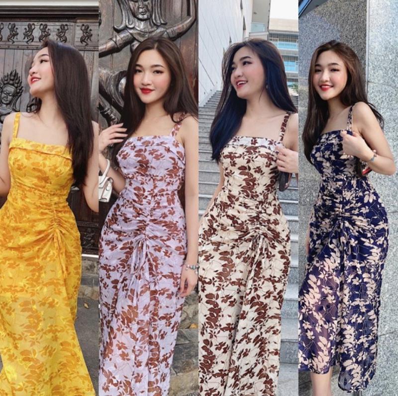 Top 8 Shop bán váy đầm họa tiết đẹp nhất ở TP. Vinh, Nghệ An