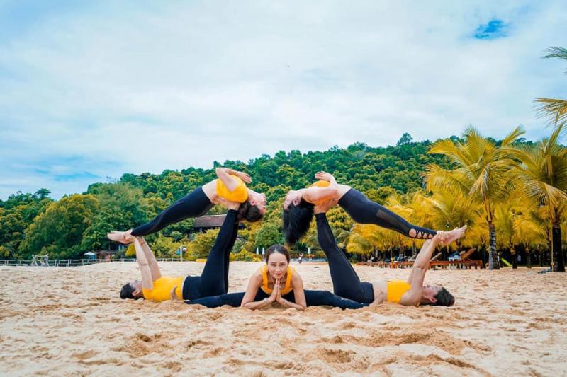 Top 4 Phòng tập yoga tốt nhất tại Phú Quốc