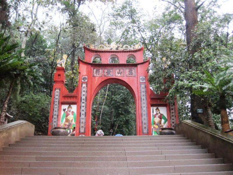 Top 10 Địa điểm du lịch thú vị ở Phú Thọ dịp Giỗ tổ Hùng Vương
