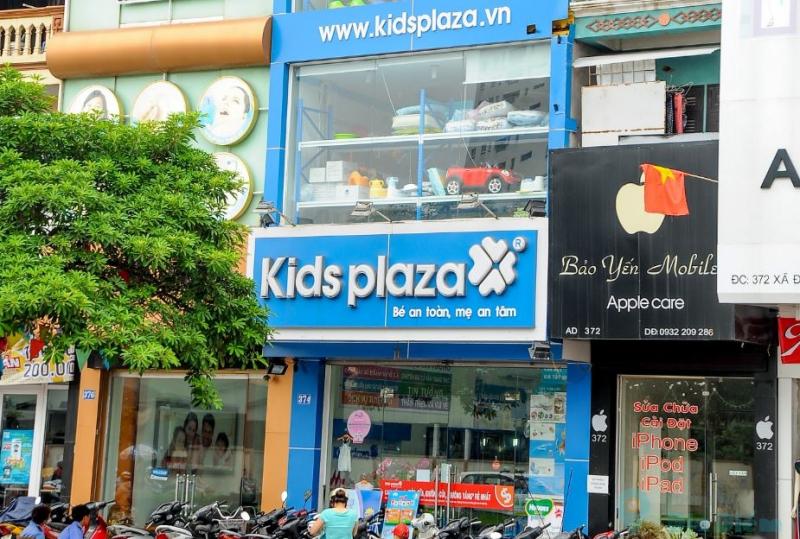 Top 3 Shop mẹ và bé chất lượng nhất tại quận Tây Hồ, Hà Nội