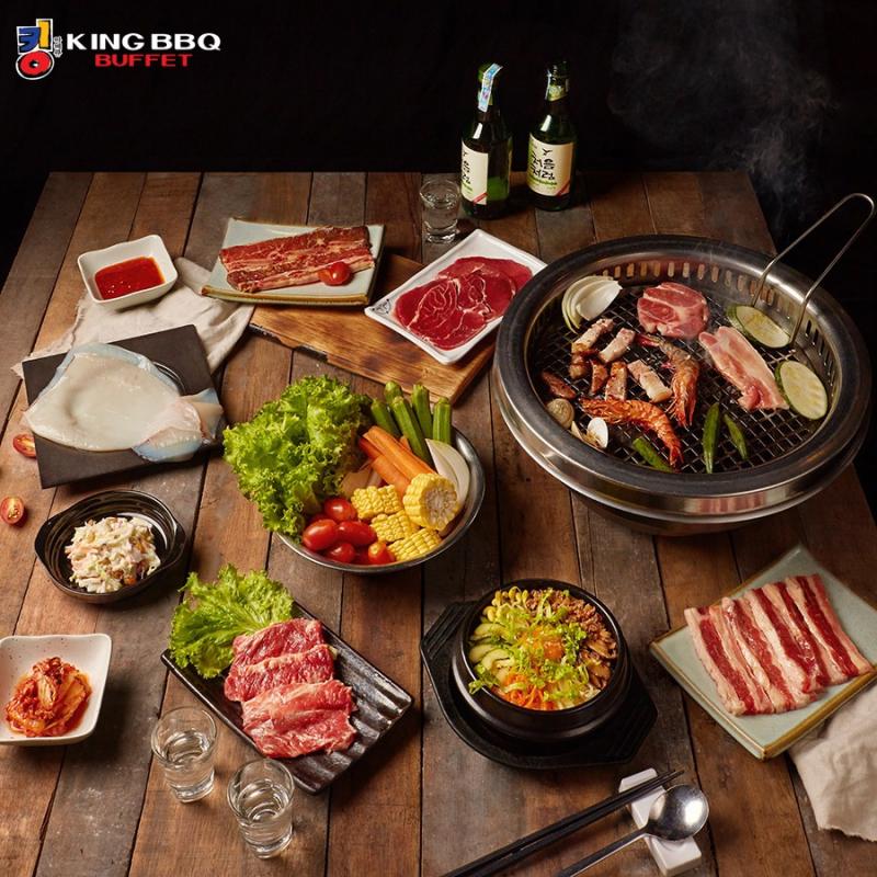 Top 10 Nhà hàng buffet ngon nhất Quận 1, TP. Hồ Chí Minh