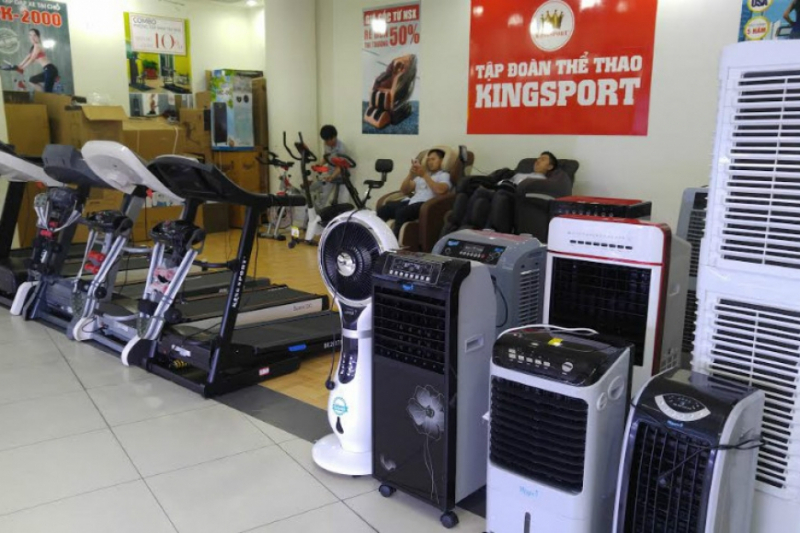 Top 11 Cửa hàng bán dụng cụ thể thao uy tín nhất ở Hà Nội