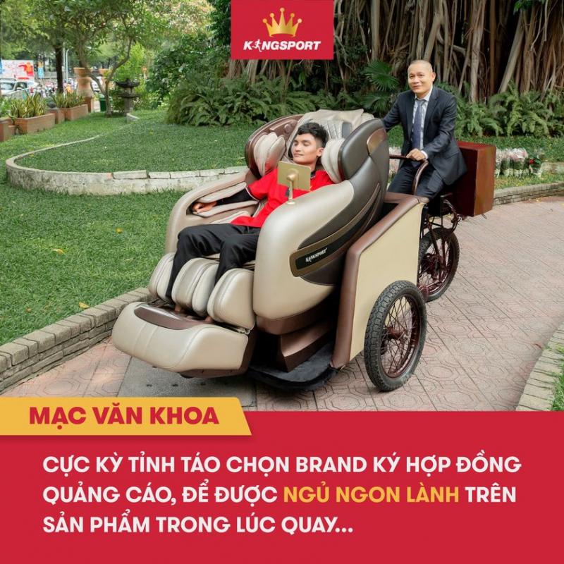 Top 10 Địa chỉ bán ghế massage tốt nhất tại Hà Nội