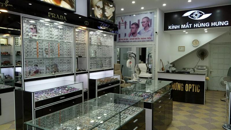 Top 3 địa chỉ mua kính mắt đẹp và chất lượng tại Phúc Yên, Vĩnh Phúc