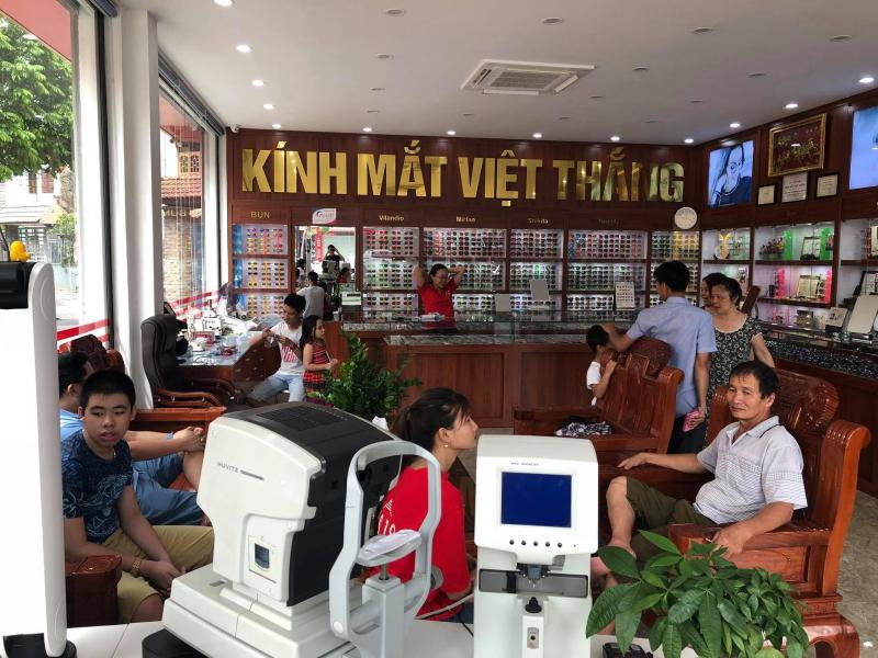 Top 5 địa chỉ mua kính mắt đẹp và chất lượng tại Việt Trì, Phú Thọ