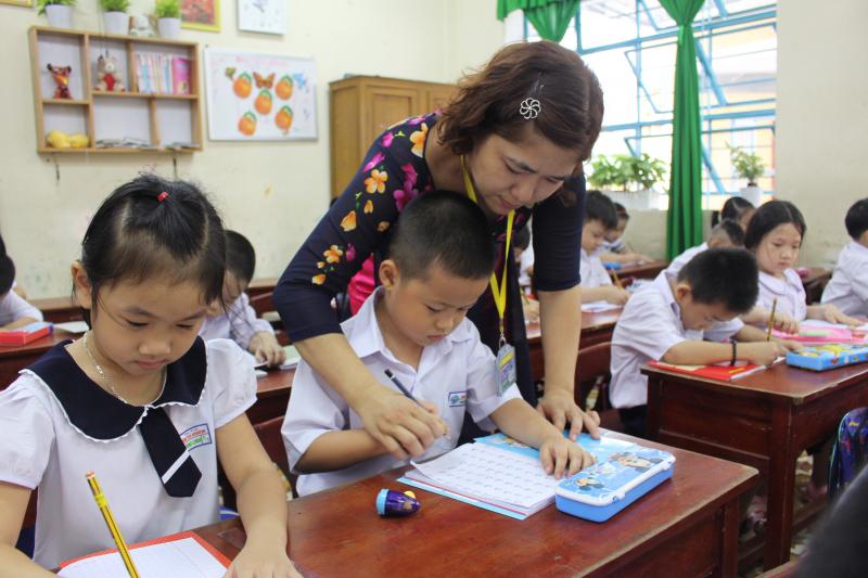 Top 8 Kinh nghiệm dạy học sinh lớp 1 cho giáo viên ngày đầu nhận lớp