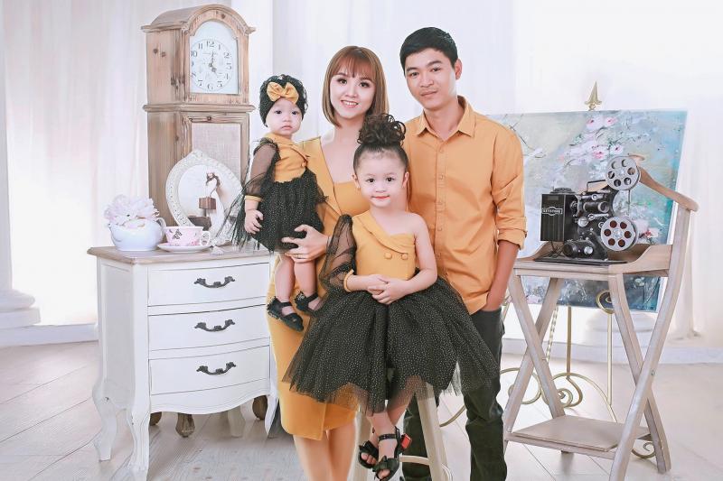 Top 8 Địa chỉ nhận chụp ảnh gia đình đẹp và chất lượng nhất TP. Buôn Ma Thuột