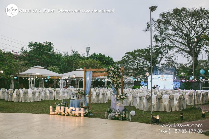 Top 7 Dịch vụ trang trí tiệc ngoài trời đẹp và uy tín nhất tại TP HCM