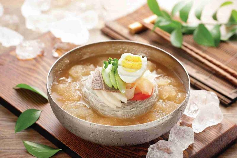 Top 9 Món mì nổi tiếng nhất Hàn Quốc