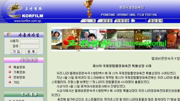 Top 9 Trang web nổi tiếng nhất của Triều Tiên