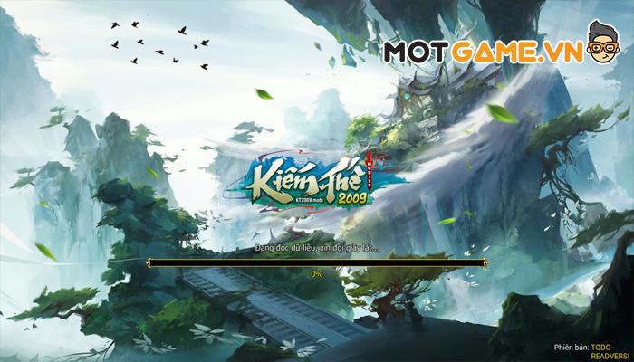 Kiếm Thế 2009 Mobile game đưa siêu phẩm Kiếm Thế huyền thoại lên nền tảng di động