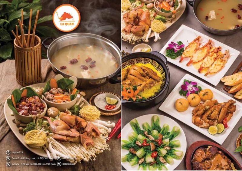 Top 9 Quán lẩu ngon nhất khu vực Quận Hoàn Kiếm, Hà Nội