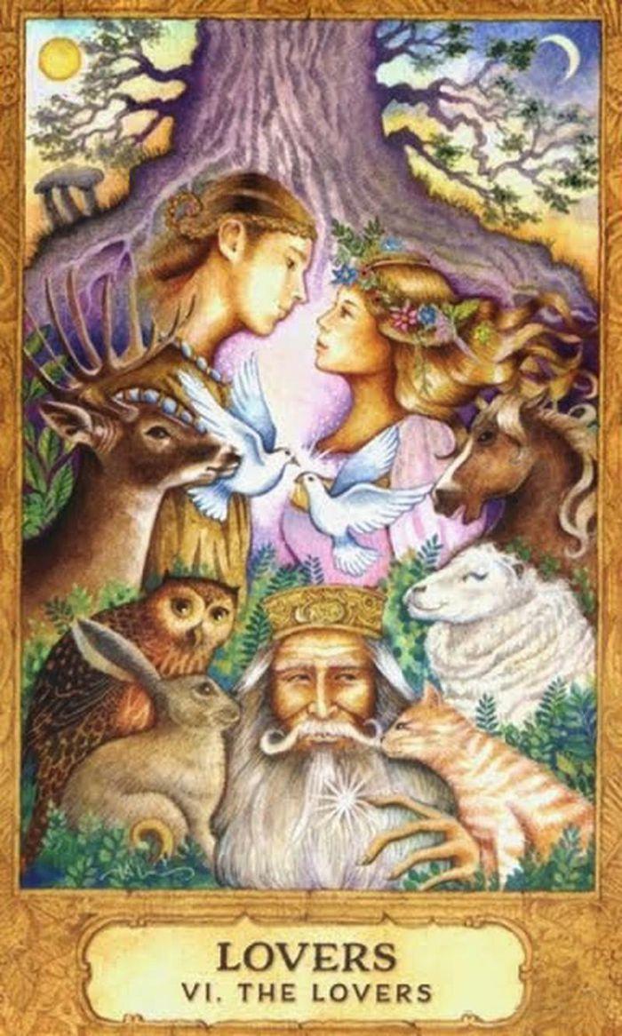 Top 16 Lá bài Tarot dự đoán về tình yêu trong tương lai