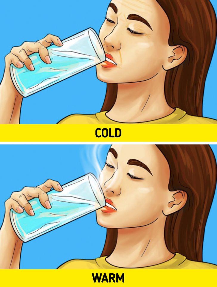 Top 7 Điều kỳ diệu xảy ra với da khi uống nước ấm mỗi ngày