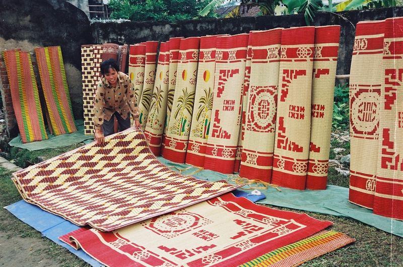 Top 8 Làng nghề dệt chiếu truyền thống nổi tiếng Việt Nam