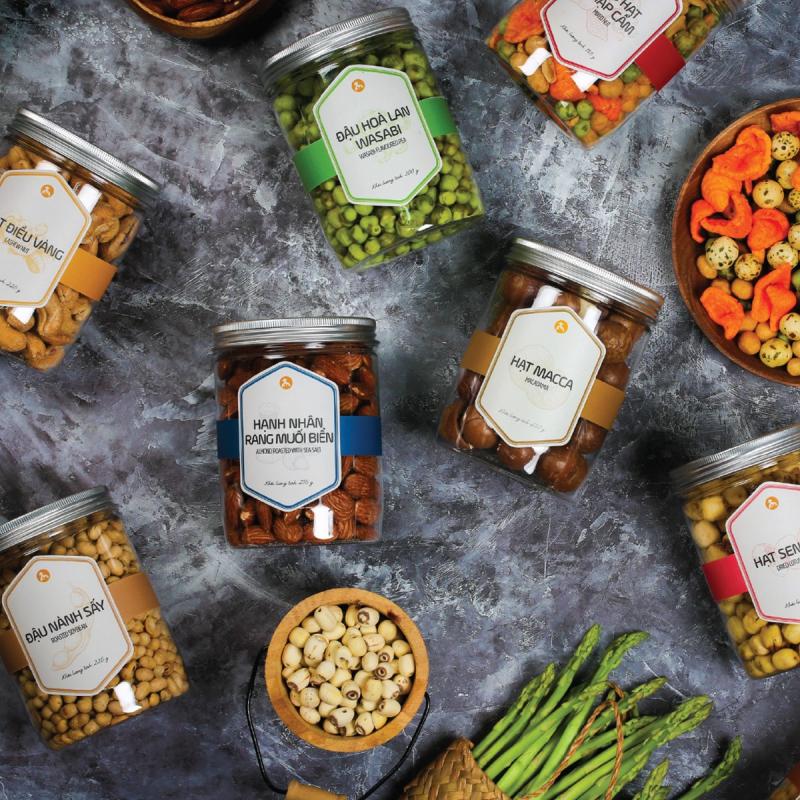 Top 5 Địa chỉ bán trái cây sấy chất lượng nhất TP HCM