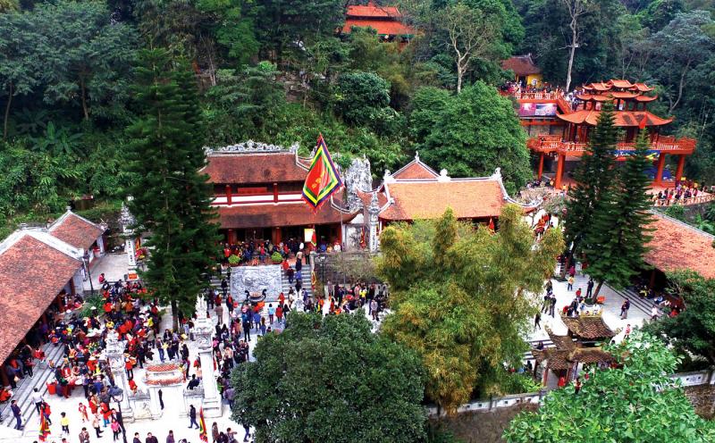 Top 7 Lễ hội nổi tiếng  ở Vĩnh Phúc