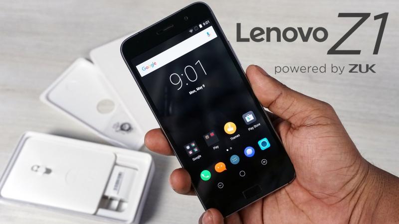 Top 6 Điện thoại thông minh Lenovo bán chạy nhất hiện nay