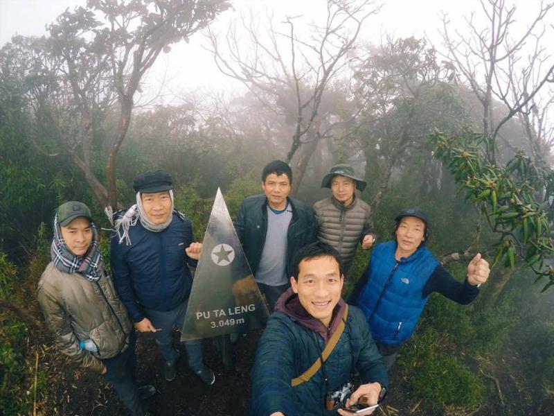 Leo Putaleng - Chìm đắm trong sự huyền bí của núi rừng