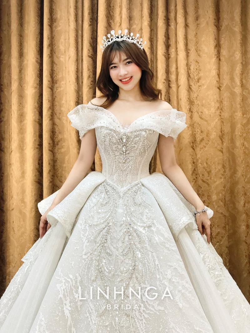 Top 6 Địa chỉ cho thuê váy cưới đẹp nhất quận 1, TP. HCM