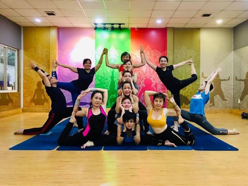 Top 5 Trung tâm dạy Yoga uy tín nhất quận 8. TP. Hồ Chí Minh
