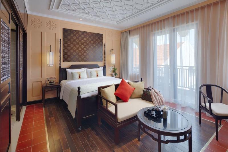 Top 9 Khách sạn nổi tiếng và sang trọng nhất ở Hội An, Quảng Nam