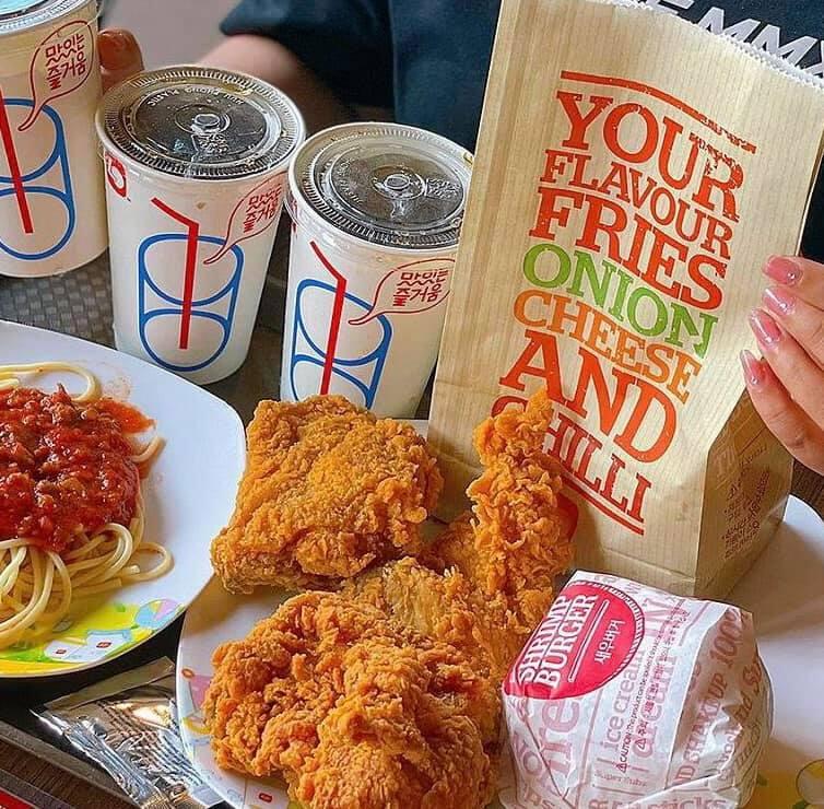 Top 4 địa điểm ăn Fastfood ngon nhất Cần Thơ