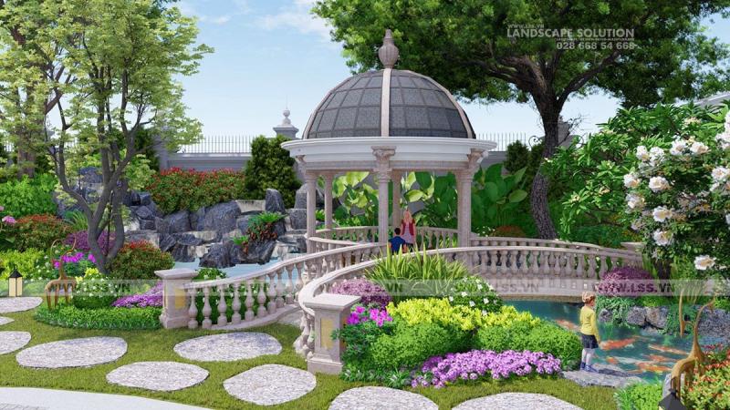 Top 9 Dịch vụ thiết kế và thi công cảnh quan sân vườn chuyên nghiệp nhất ở TPHCM