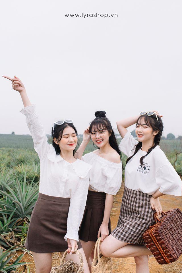 Top 12 Shop bán váy đầm mùa hè đẹp nhất ở Hà Nội
