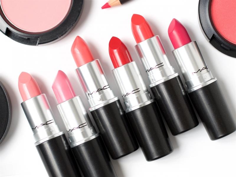 Son Mac Matte Lipsticks 3g