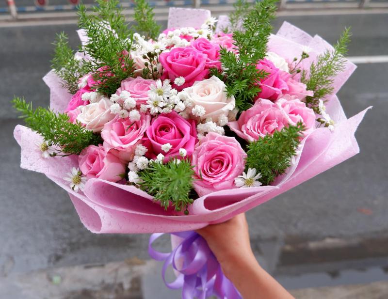 Top 7 Shop hoa tươi đẹp nhất Quảng Ngãi