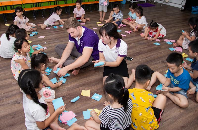 Top 7 Trường mầm non quốc tế, mầm non song ngữ tốt nhất tại Thanh Hóa