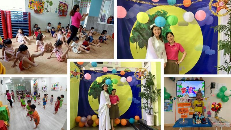 Top 9 Trường mầm non tốt nhất tại Phan Thiết, Bình Thuận.