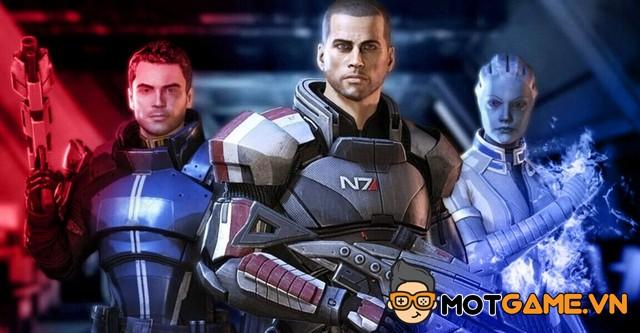 BioWare đã chia sẻ những gì về Mass Effect Movie?