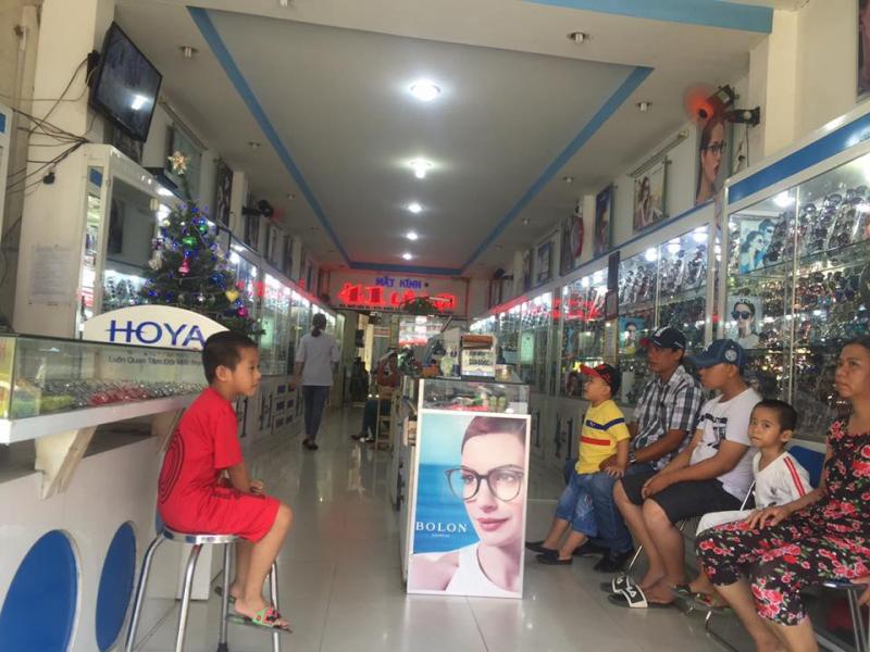 Top 4 địa chỉ mua kính mắt đẹp và chất lượng tại Rạch Giá, Kiên Giang