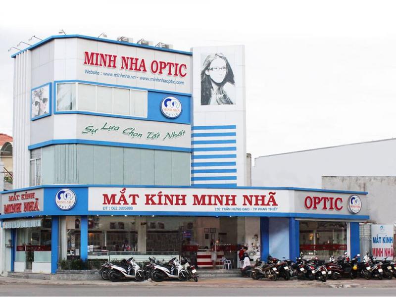 Top 5 Địa chỉ mua kính mắt đẹp và chất lượng tại Phan Thiết, Bình Thuận
