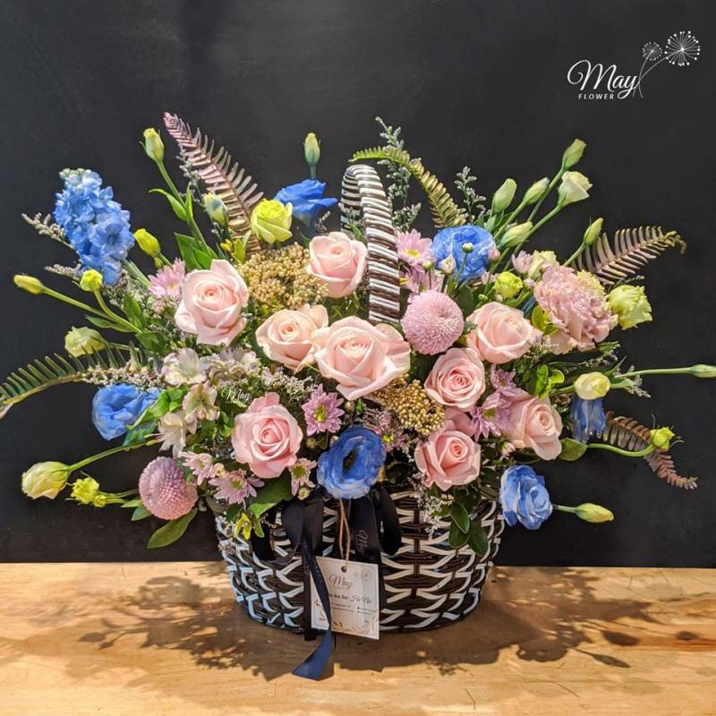 Top 4 Cửa hàng hoa tươi nổi tiếng nhất khu vực Bắc từ Liêm
