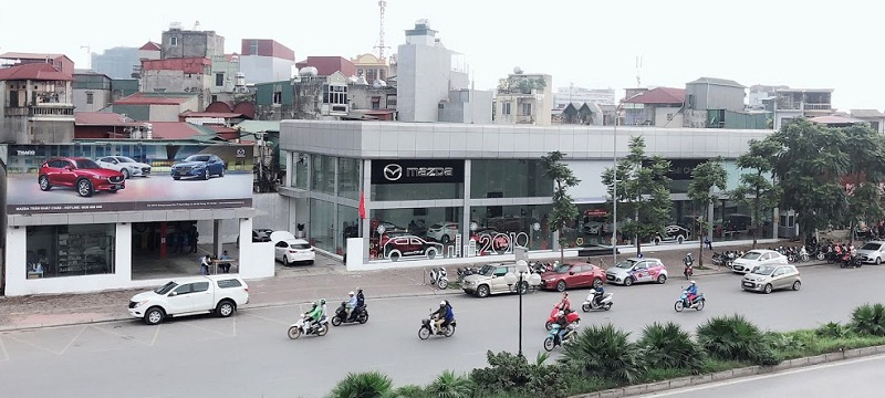 Top 4 Showroom ô tô chính hãng uy tín nhất quận Hai Bà Trưng, Hà Nội