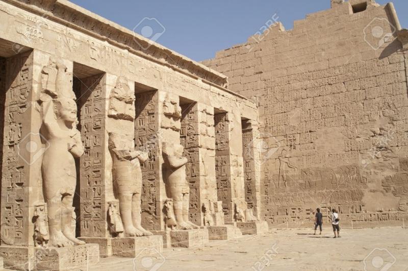 Top 10 Ngôi đền kỳ vĩ nhất Ai Cập cổ đại