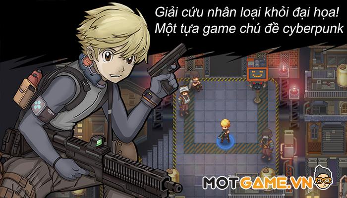 Mystic Gunner tựa mini game bắn súng phong cách Cyberpunk cực chất