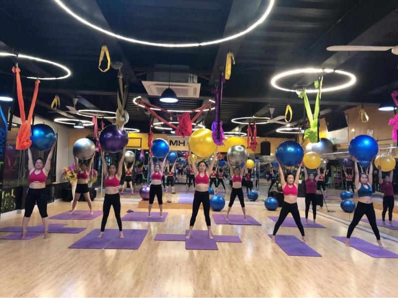 Top 5 Trung tâm dạy yoga uy tín nhất tại Hoà Bình