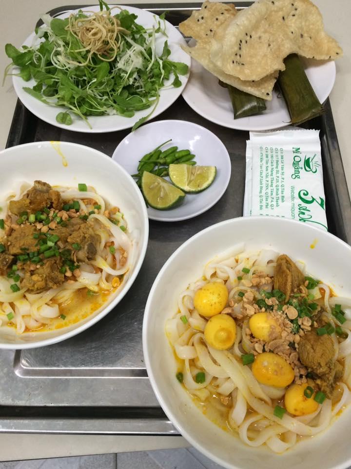 Top 6 Quán mì quảng ngon ở quận Bình Thạnh, TP.HCM